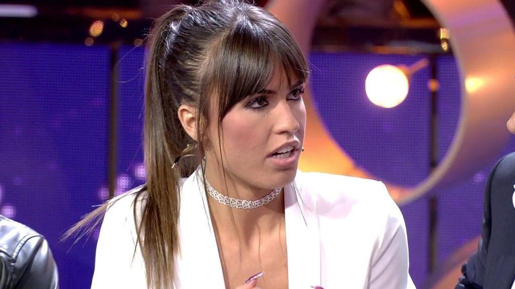 """Sofía, sobre el asunto Kiko-Estela : """"Me tachan a mí de montajista pero no me he lucrado, me parece una mier** de historia"""""""