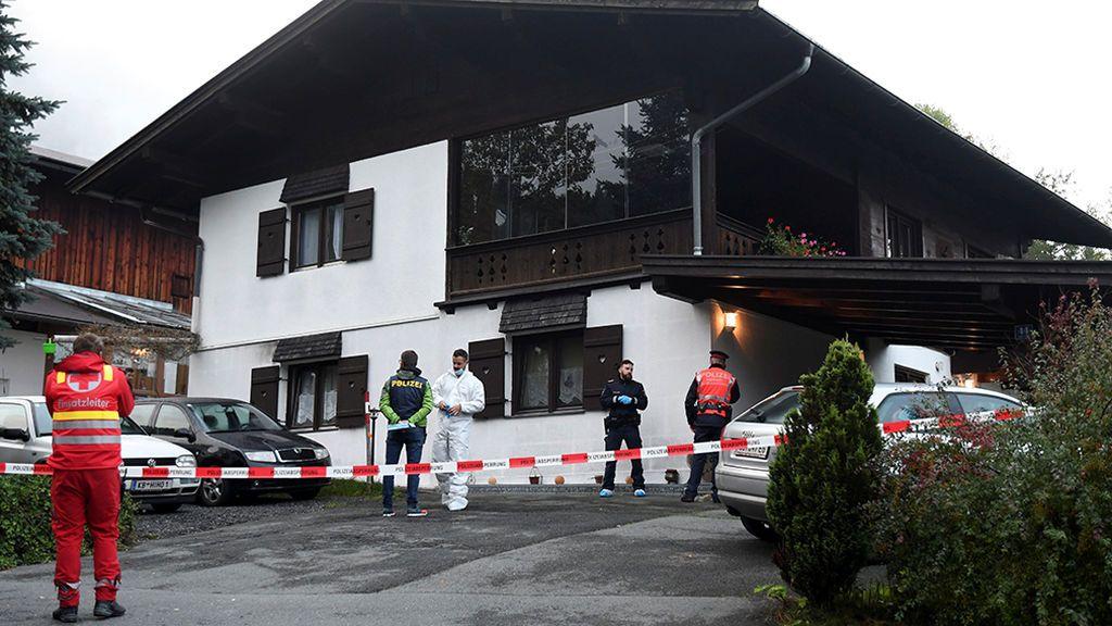 Masacre machista en El Tirol. Mata a su exnovia a la pareja de esta y a toda su familia
