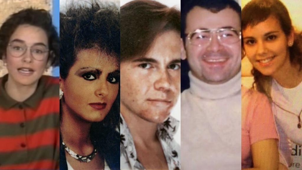 Stranger Vips: Así fue la adolescencia de los famosos