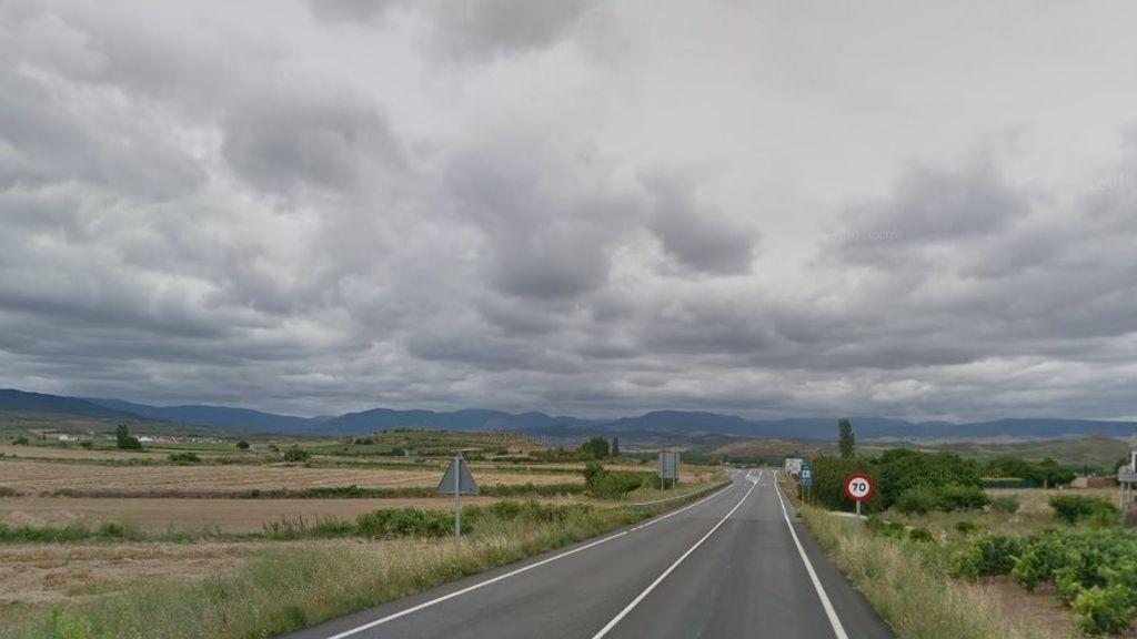Mueren un hombre y un menor de 11 años tras la colisión de dos turismos en La Rioja