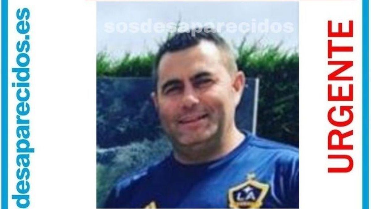 Buscan a Aitor Saiz Expósito, de 40 años, desaparecido desde el pasado viernes en Santander