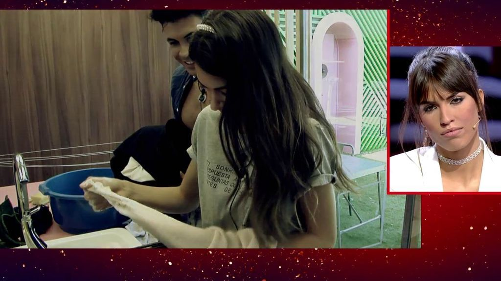 "Sofía Suescun: ""Está claro que Kiko se la sudo completamente"""