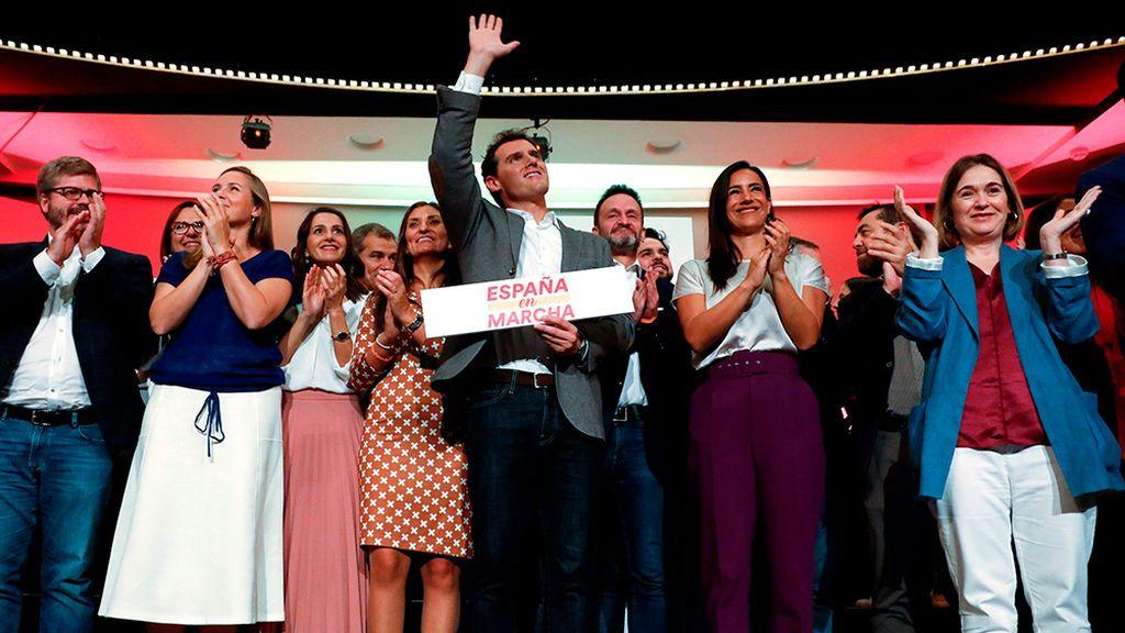 Rivera critica el rechazo de Sánchez a su oferta de diálogo