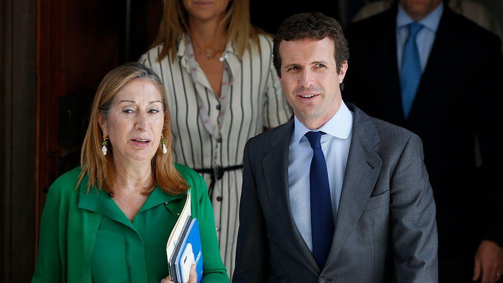 Ana Pastor será la 'número dos' de Pablo Casado por Madrid