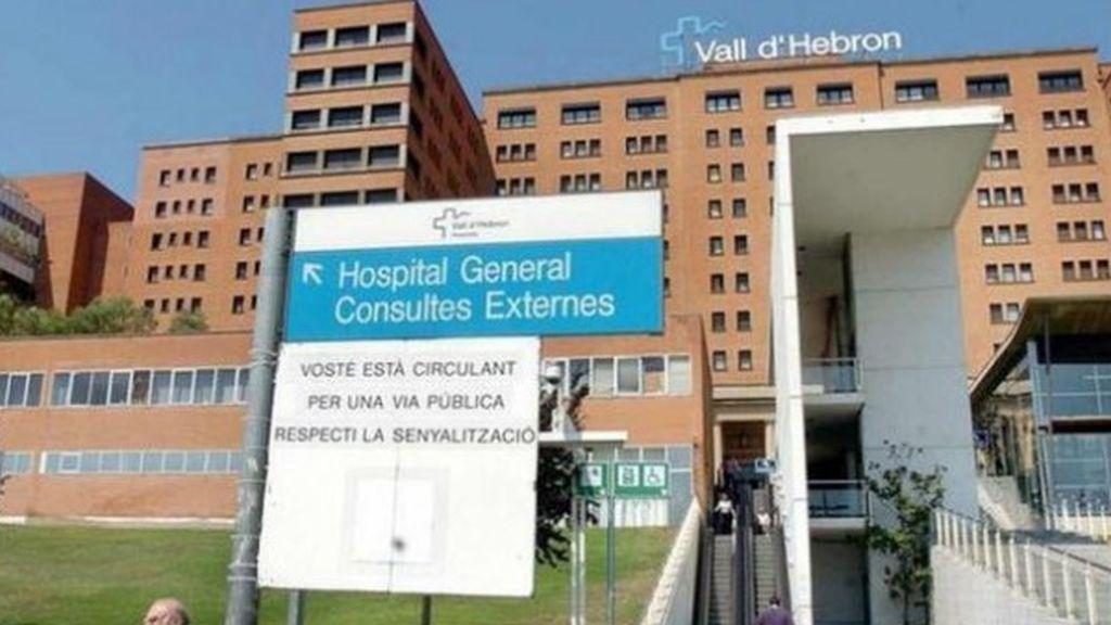 En estado grave un niño de ocho años tras caer de la grada de un campo de fútbol en Barcelona