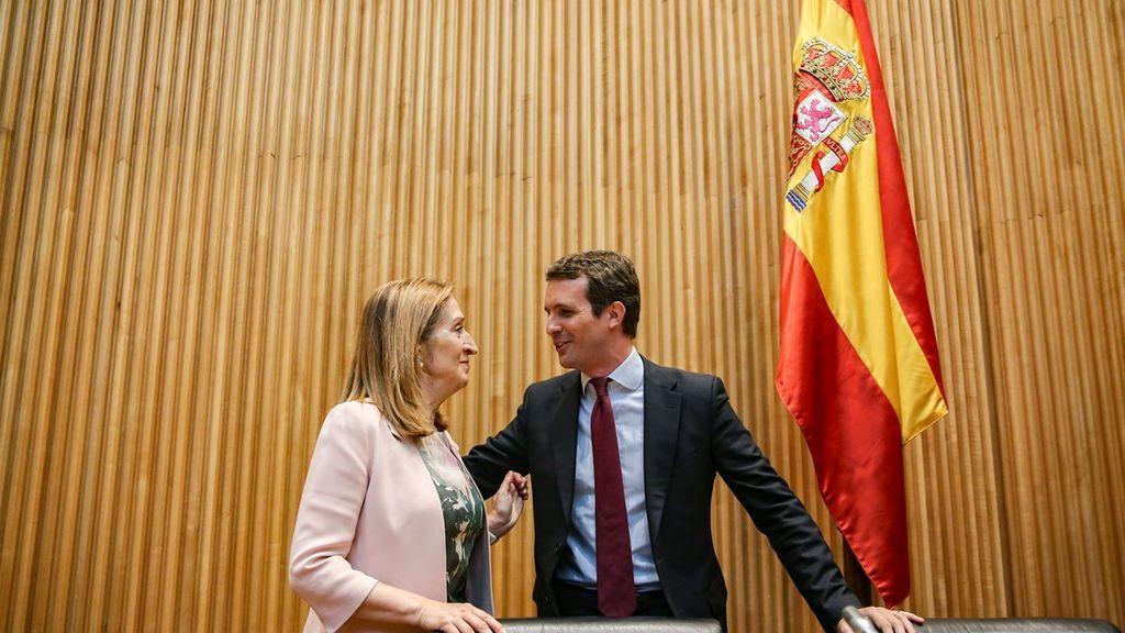 Ana Pastor será la 'número dos' de Casado en la lista por Madrid al Congreso