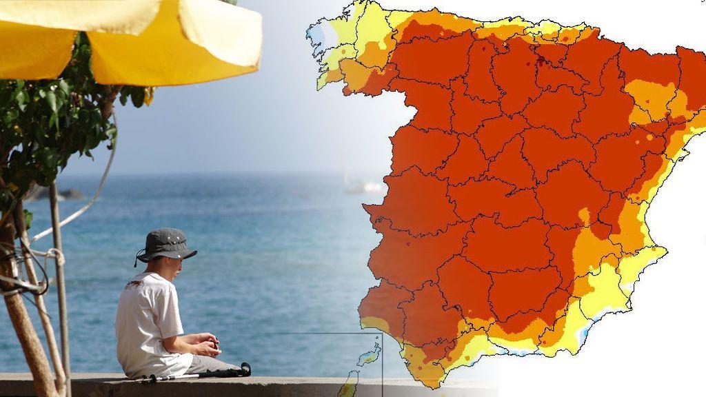 Deja el abrigo: alcanzaremos los 35ºC en varias zonas de la Península