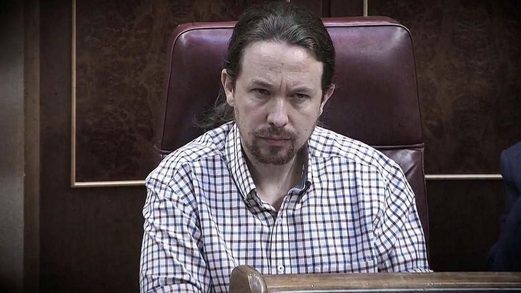 Pablo Iglesias estará en el plató de 'Todo es mentira' el miércoles a las 15:45 horas