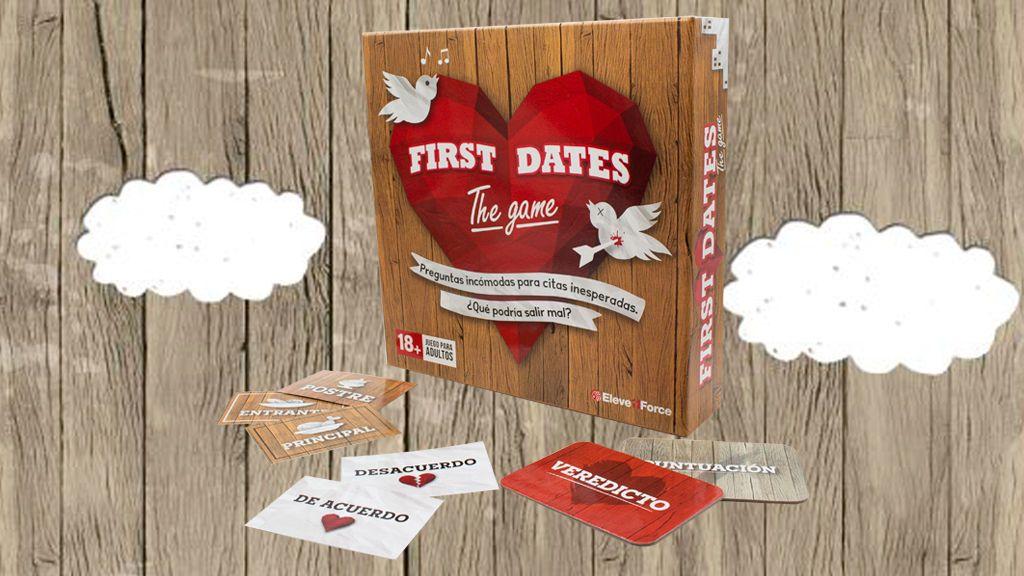 Prepárate para una cita inolvidable con el Juego de Mesa First Dates