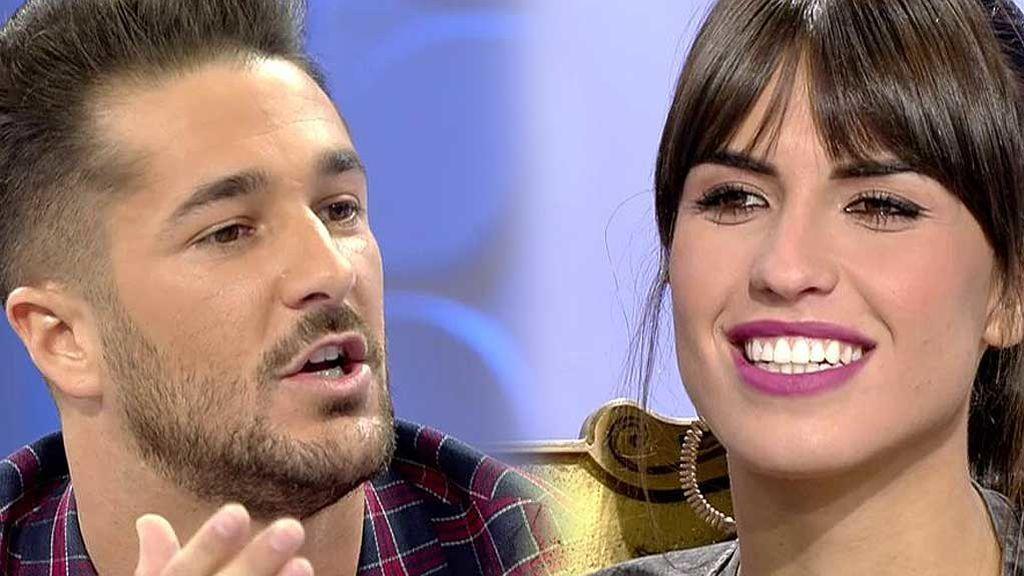 La discusión de Sofía y Hugo