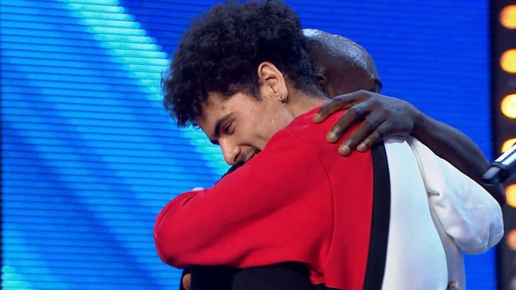 """El 'hip hop new style' de Jabari no convence al jurado pero sorprende a su entrenador: """"Le he inscrito sin que lo supiera"""""""