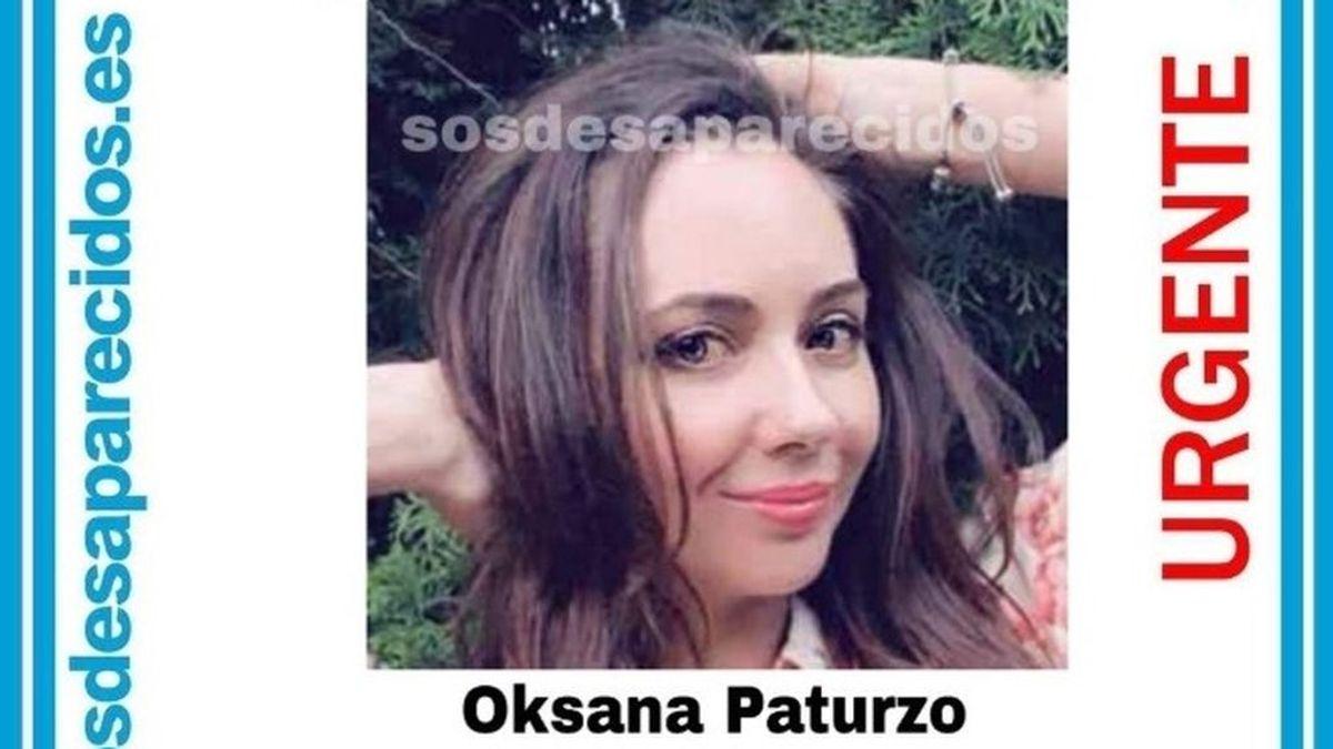 Buscan a Oksana Paturzo, de 34 años, desaparecida desde el 27 de septiembre en Barcelona