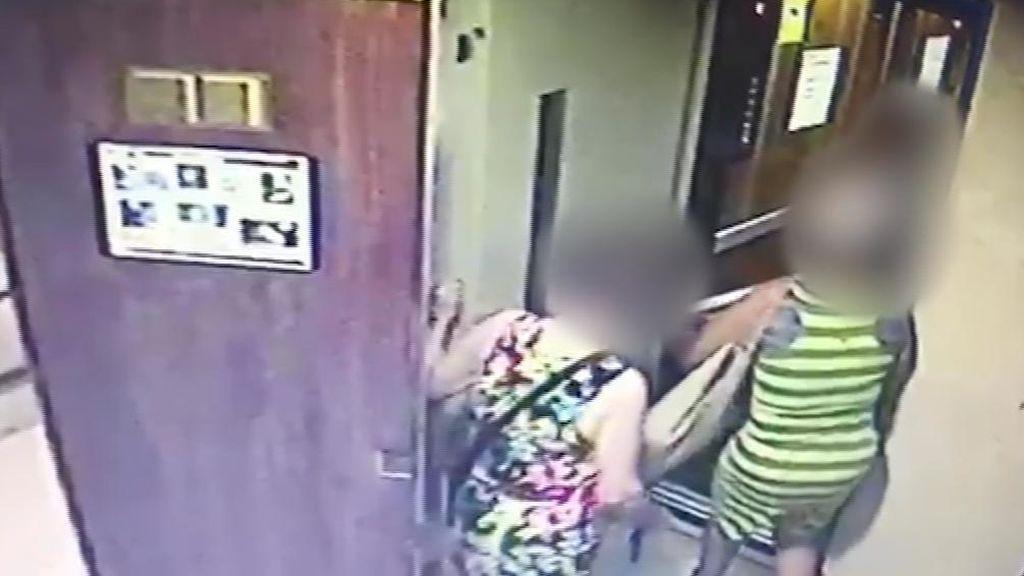 Dos detenidos por robar a ancianos cuando sacaban dinero del banco