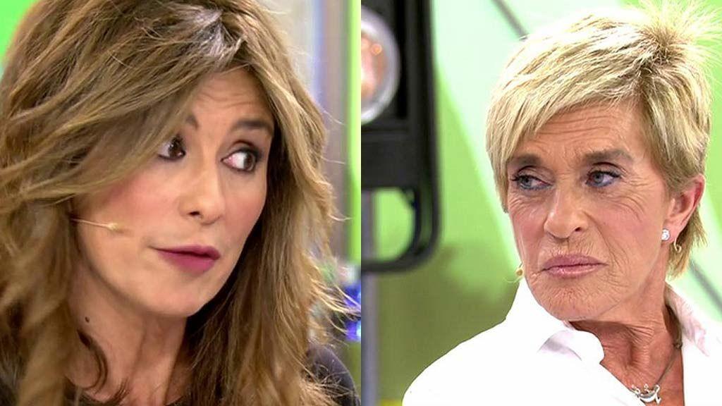 """El zasca de Gema López a Chelo García-Cortés: """"¿Ha estado tu amiga Isabel Pantoja tan preocupada como yo por ti?"""""""