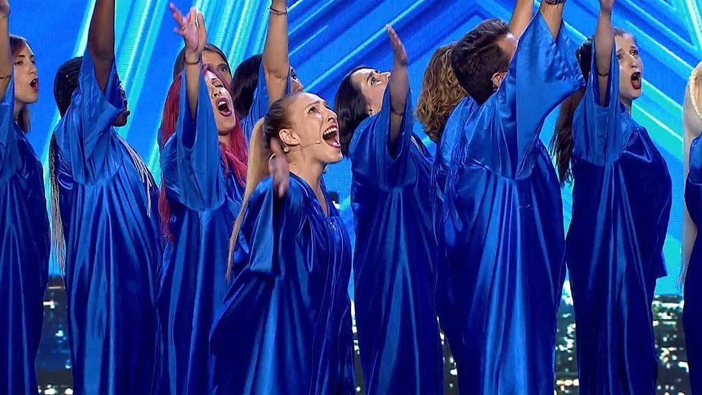 """""""En España Sí se hace buen góspel"""" y All 4Gospel Choir son un claro ejemplo"""