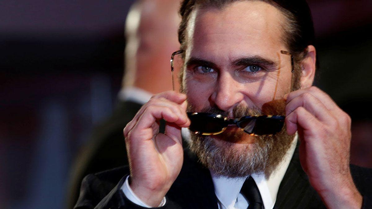 """""""Estar en el cine viendo Joker y que el mismo Joaquin Phoenix te sorprenda por detrás"""""""