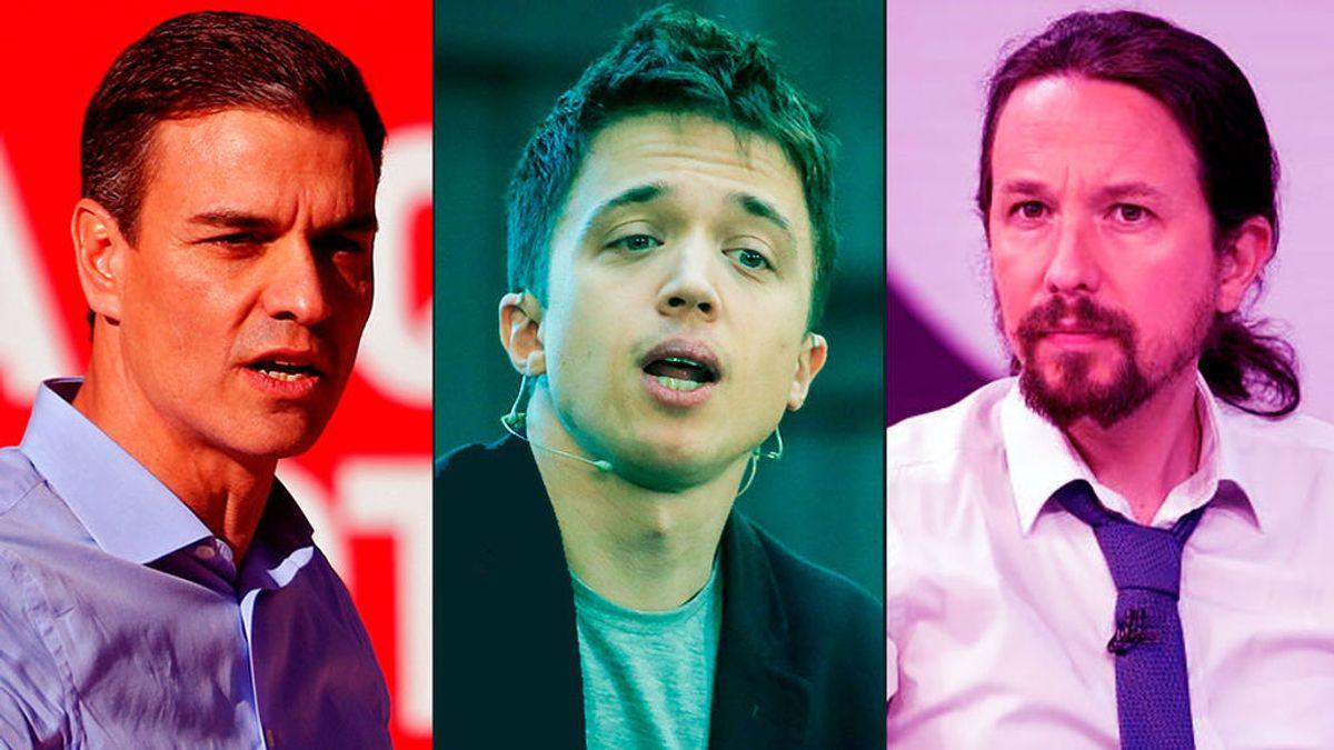 ¿Quién vota a Errejón? El mapa de calor de los famosos votantes de izquierda