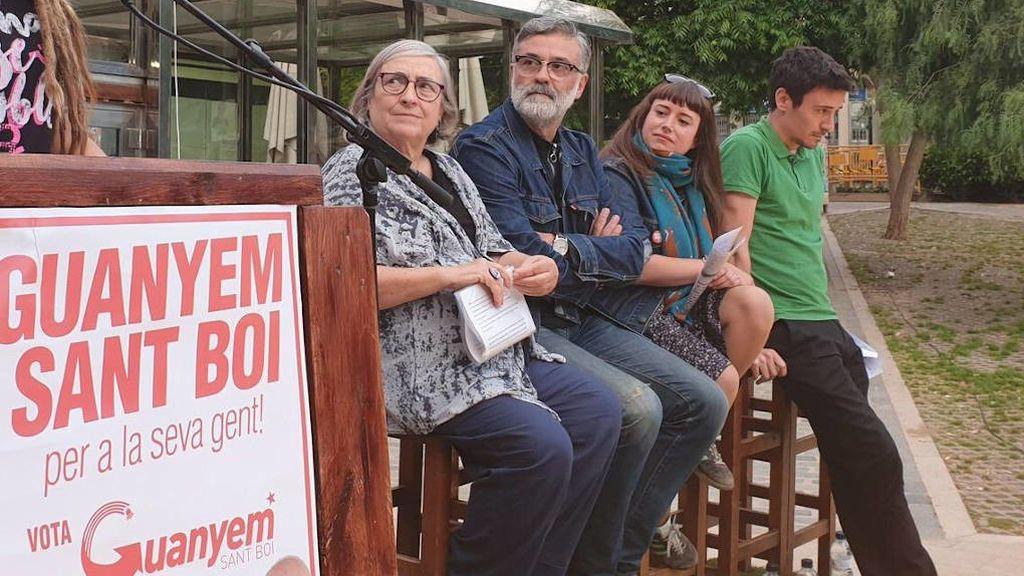 Errejón elige  a un activista estudiantil de perfil soberanista como cabeza de lista en Barcelona