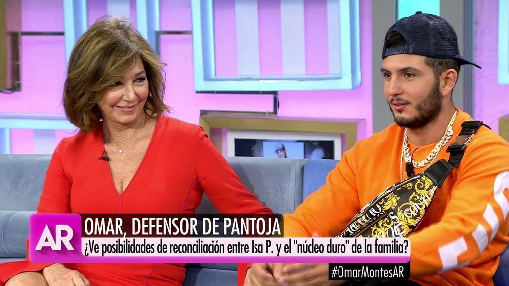 """Omar dice que Asraf es un """"pasatiempo"""" para Isa Pantoja: """"Como quien tiene un tío en Alcalá"""""""