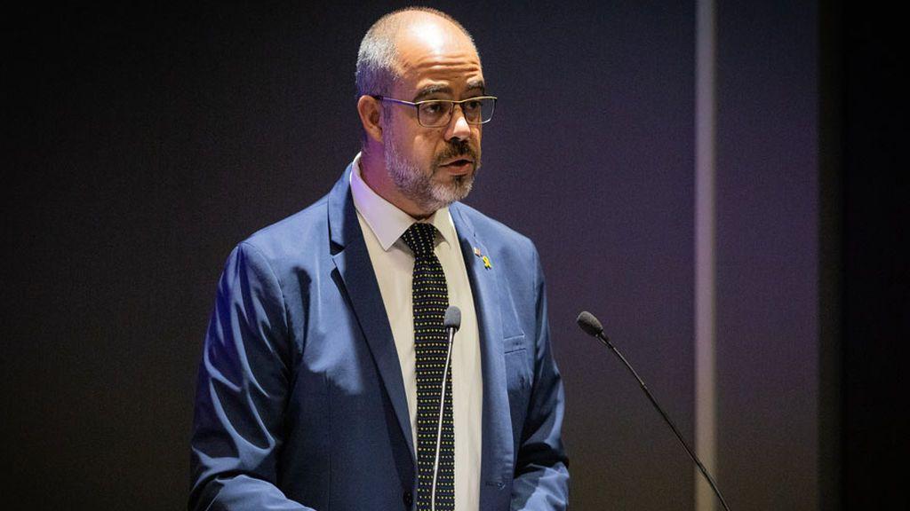 """Miquel Buch, consejero de Interior de Cataluña: Los Mossos garantizarán la convivencia """"ante la complejidad""""actual"""