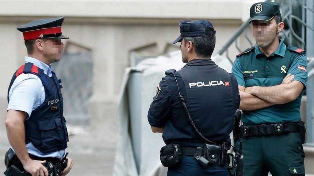Hasta 350 antidisturbios más desplegados en Cataluña a la espera de la sentencia del procés