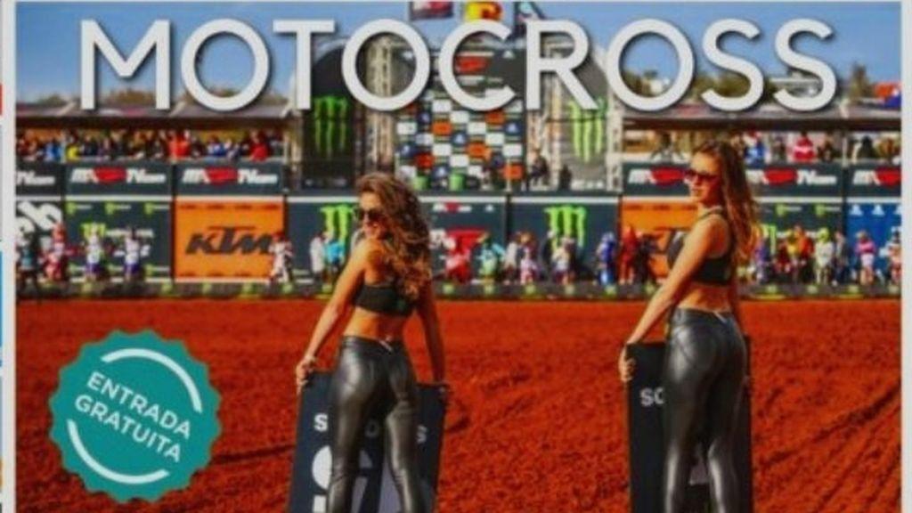 Nueva polémica machista por la publicidad de una competición de motocross en La Bañeza, León