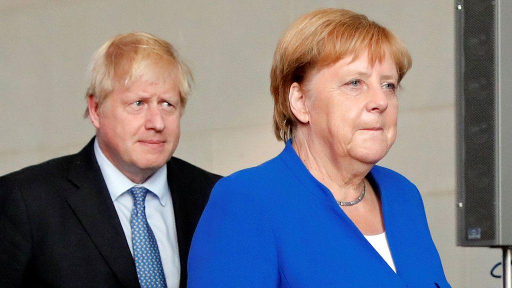 """Un acuerdo  Brexit es """"imposible"""""""