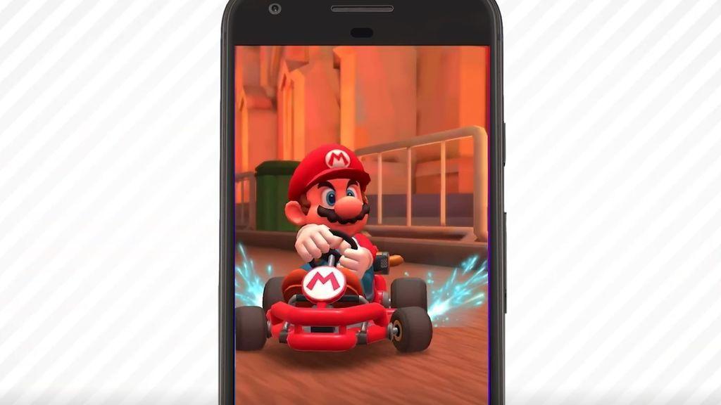 VIDEOJUEGOS No Scope: Nintendo apuesta por el mercado móvil