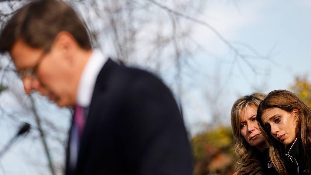 La madre de Diana Quer denuncia a su exmarido por malos tratos