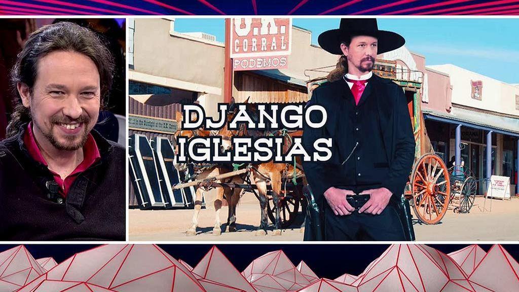 """Django Iglesias, 'El rompedor de cadenas': """"El duelo en OK Diario hay que ganarlo"""""""