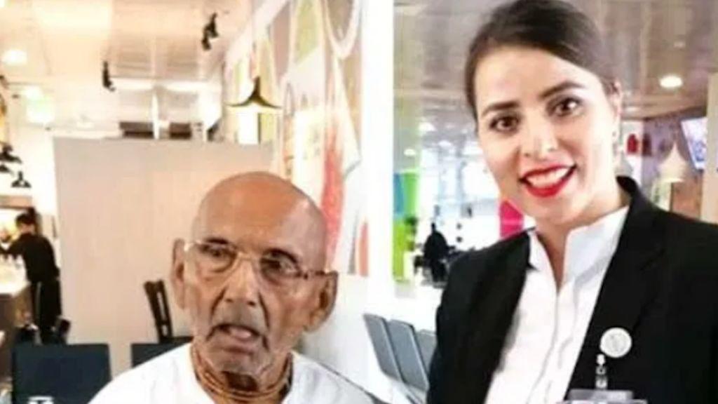 """Un hombre indio dice haber llegado a los 123 años por """"no tener sexo"""""""