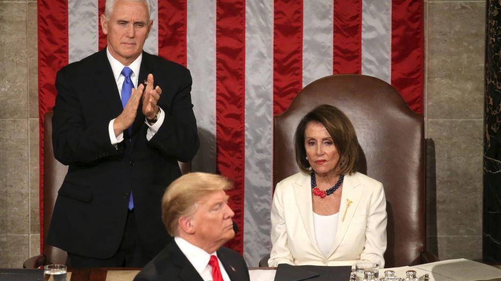 Trump se niega a cooperar en la investigación del impeachment