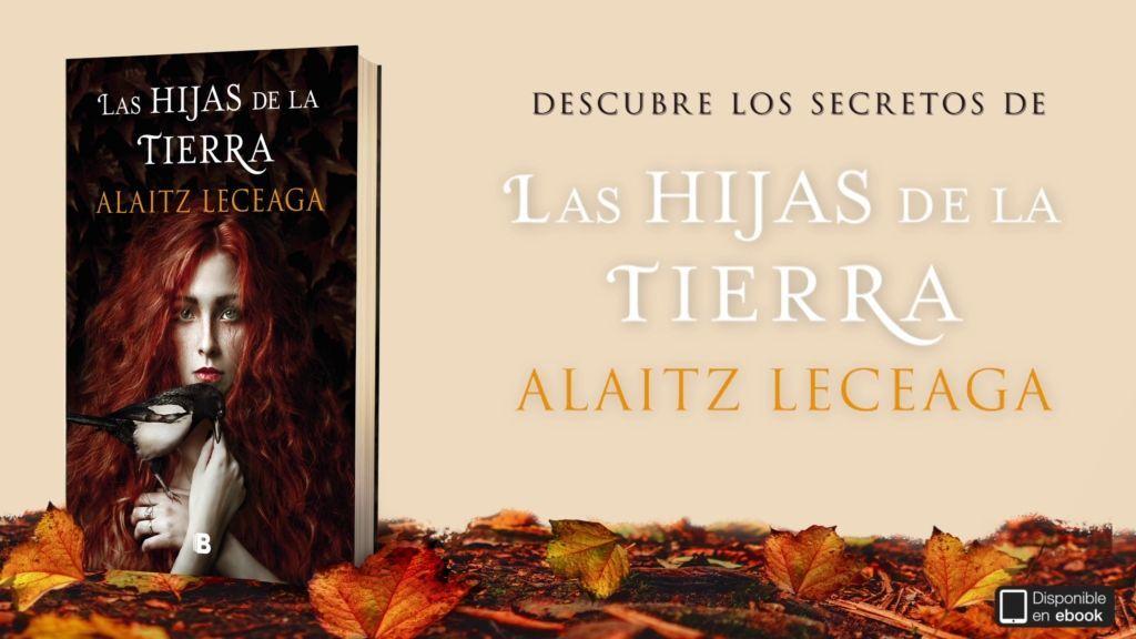 'Las Hijas de la Tierra' (Booktrailer)