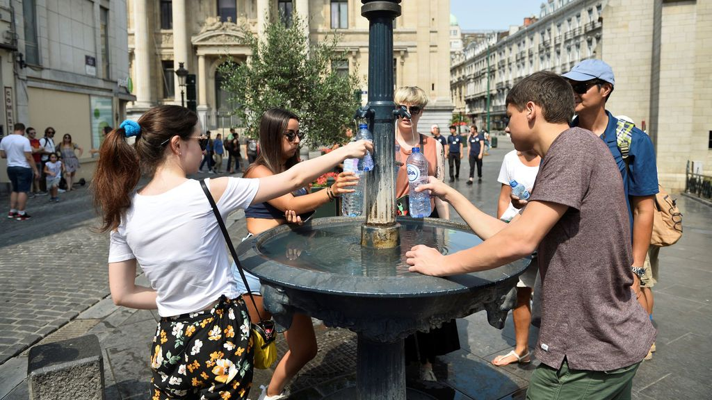 Temperaturas fuera de lo normal: Extremadura bate 8 récords de calor