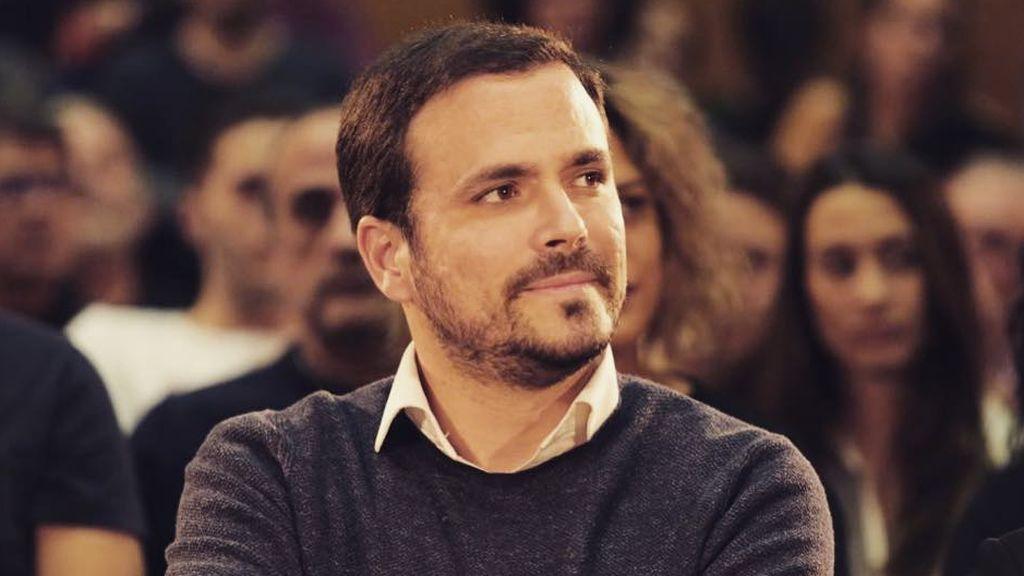 """Alberto Garzón anuncia que será padre por segunda vez: """"La familia está por crecer"""""""