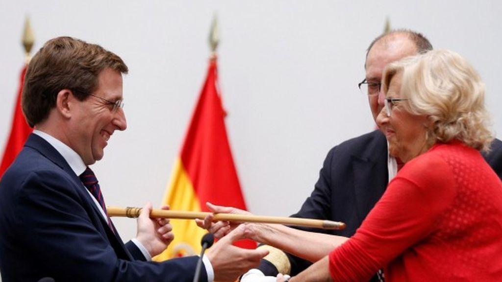 Los alcaldes de Madrid, Barcelona, Bilbao y Valencia, los que más cobran del país