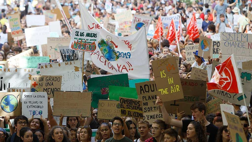 España, el gran 'manifestódromo': dónde, cómo y por qué nos manifestamos