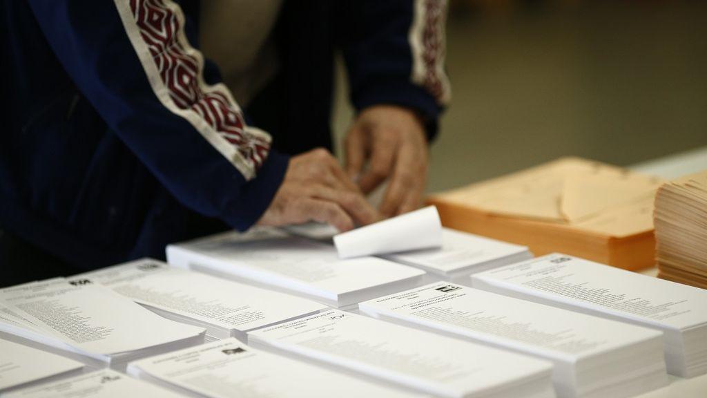 Este 10-N se presentan 67 candidaturas más que el pasado 28 de abril