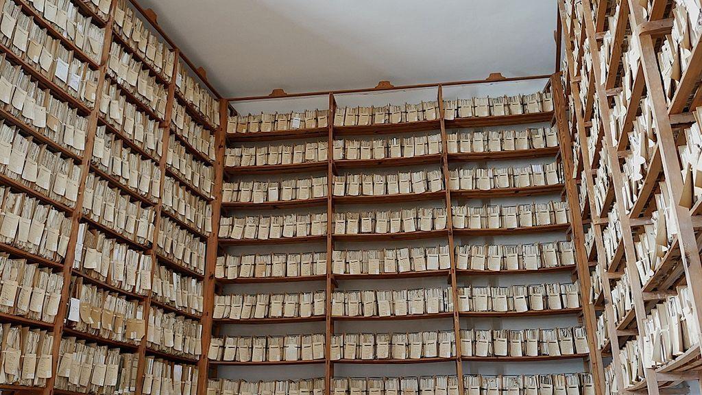 Archivo de la Duquesa Roja