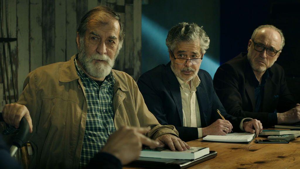 'Abuelos', la película que empodera a los mayores de 50 años