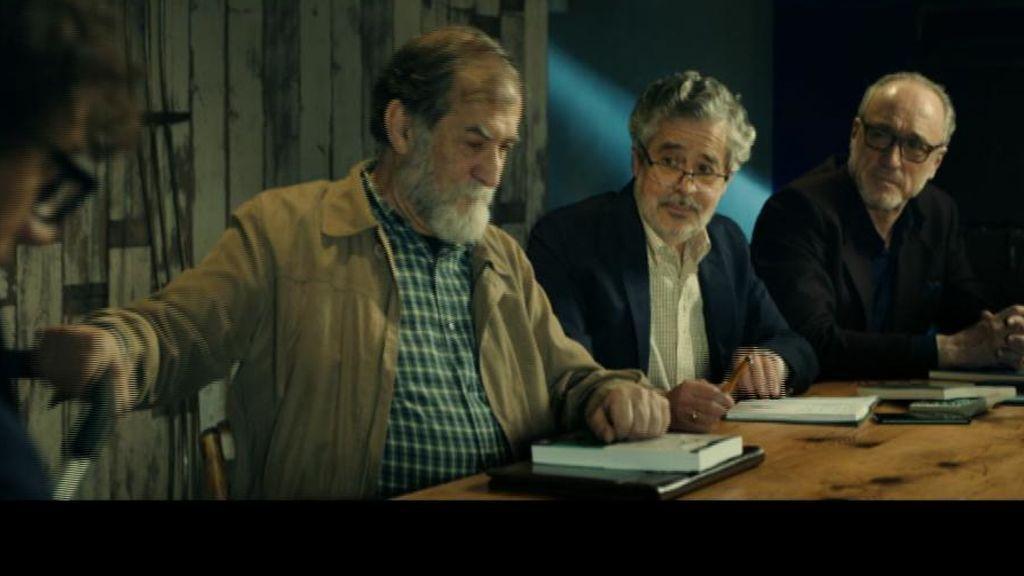 El cine español quiere visibilizar al trabajador senior con 'Abuelos'