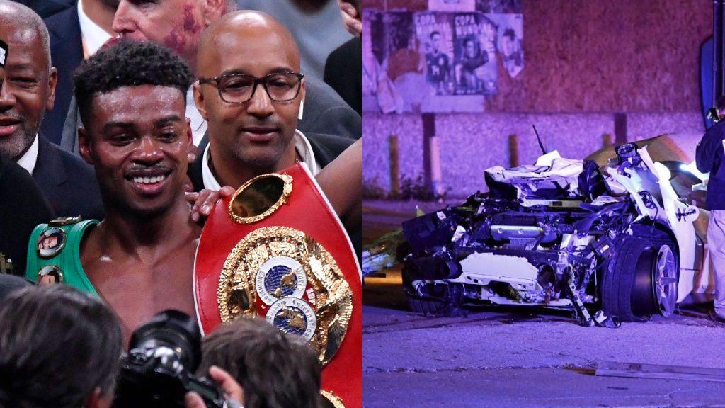 La leyenda viva del boxeo Errol Spence Jr, rey del peso wélter, en estado grave tras sufrir un terrible accidente