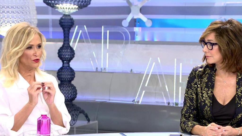 Cifuentes habla de la presidenta de la Comunidad de Madrid, Isabel Díaz Ayuso