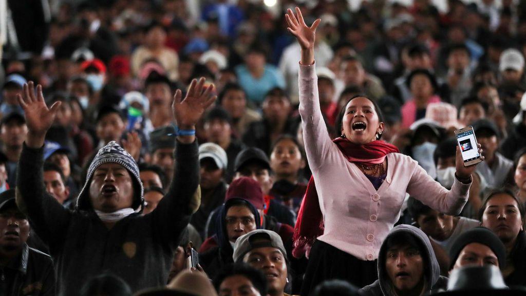 Ecuador: 'el paquetazo' y las claves de la revuelta