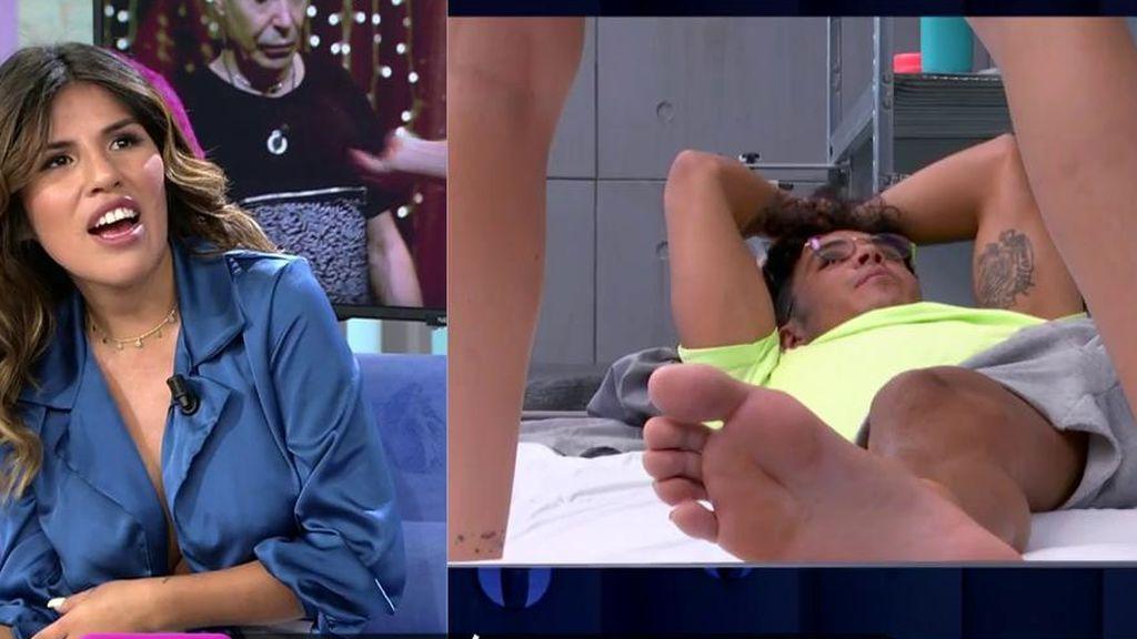 Isa Pantoja llama cínicos a Kiko y Estela