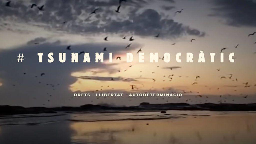 La respuesta a la sentencia: Qué es Tsunami Democràtic y qué prepara