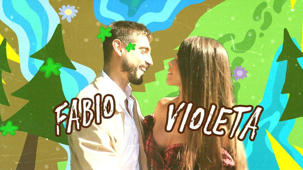 Fondo -Fabio y Violeta
