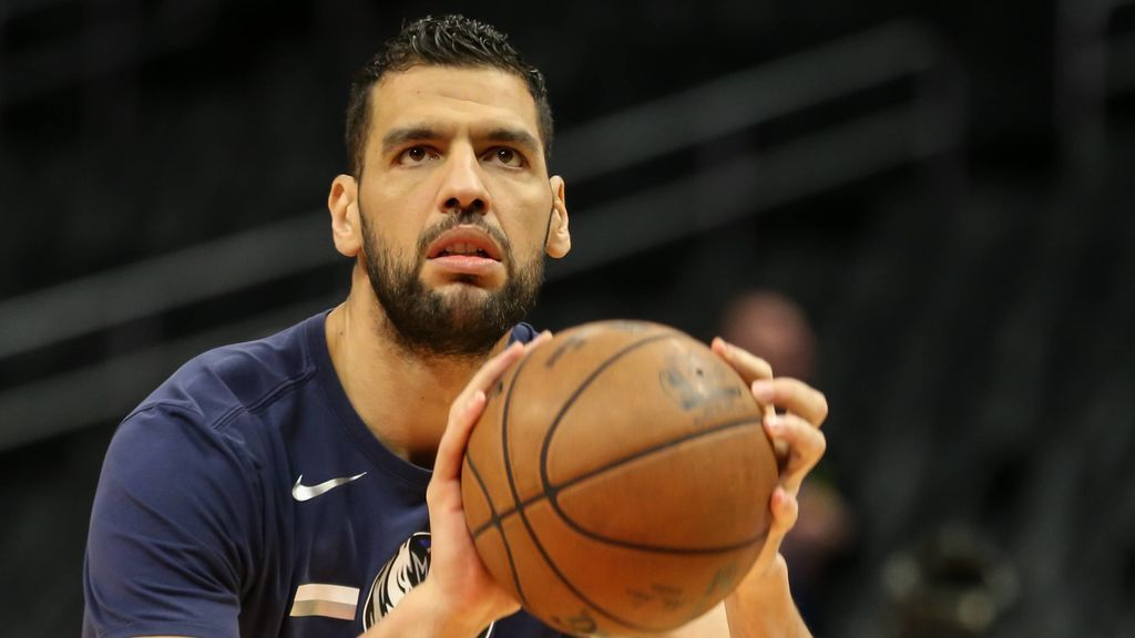 Salah Mejri regresa al Real Madrid tras su paso por la NBA y China