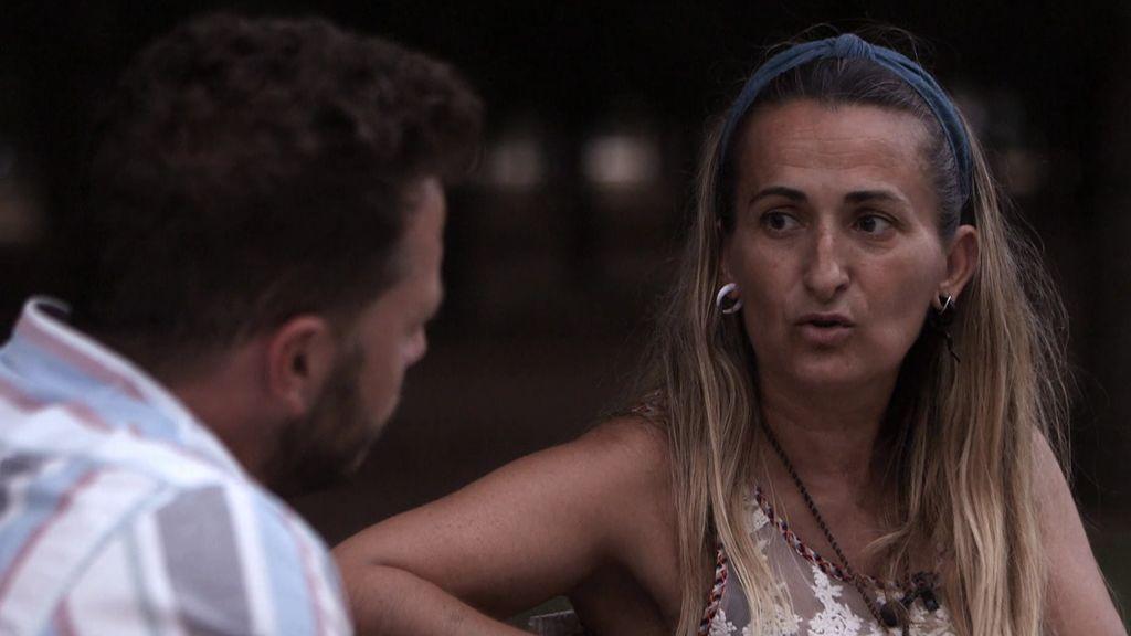 """María José, hija de una fallecida por el brote de listeriosis: """"He perdido a mi madre que es lo que más quiero en mi vida y esto no se va a quedar así"""""""