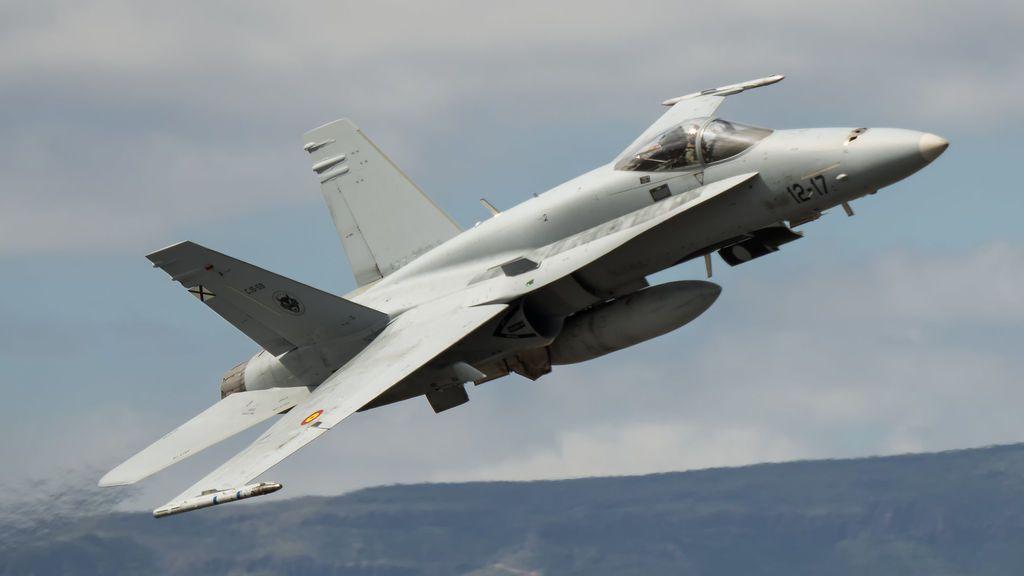 caza F18